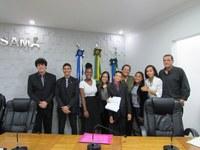 Emenda impositiva para o orçamento de 2020 da vereadora Alexandra Moreira será elaborada juntamente com os Vereadores Jovens.