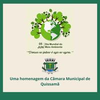 05 de Junho - Dia Mundial do Meio Ambiente. #Preservar #Cuidar #Proteger