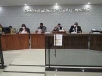 📌Pauta e Resultado das votações da 8ª SESSÃO EXTRAORDINÁRIA da 4ª Sessão Legislativa da 1ª Legislatura.