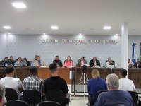 42ª Sessão Ordinária abre segundo Período Legislativo