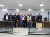 Aprovado em primeiro turno, na Sessão Ordinária desta quinta-feira (28) o Projeto de Lei que homenageia o saudoso ciclista Marcelo Roberto do Desterro.