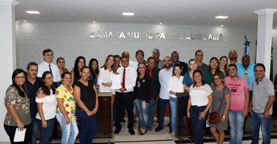 Aprovado o Projeto de Lei que dispõe sobre o Plano de Cargos, Carreiras e Remuneração do Magistério Público do município de Quissamã.
