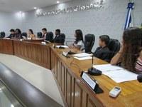 Câmara Jovem faz sua primeira Sessão Ordinária de 2019.