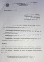 Câmara Municipal de Quissamã estabelece medidas excepcionais para o funcionamento da Casa em decorrência da propagação do Coronavírus.
