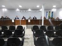 Câmara realiza Sessão Extraordinária nesta quarta-feira (22/04).