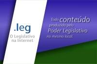 Domínio .leg facilita o acesso ao conteúdo Legislativo.