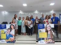 EAD CNEC apresenta sua plataforma de ensino aos servidores da Câmara Municipal de Quissamã.