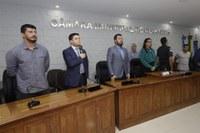 Vereadores recebem o Governador do Estado em exercício Cláudio Castro e demais Autoridades Estaduais para reunião com lideranças regionais.