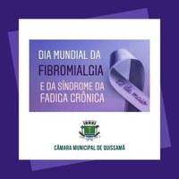 Hoje 12 de Maio é o dia Mundial da Fibromialgia.