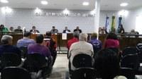 Pauta da Sessão Ordinária desta Quarta-Feira (12/02/20)