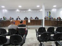 PAUTA e Resultado das votações da 37ª SESSÃO ORDINÁRIA da 4ª Sessão Legislativa da 1ª Legislatura.