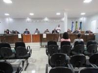 PAUTA E RESULTADO DAS VOTAÇÕES da Sessão Ordinária desta Quarta-feira (18).