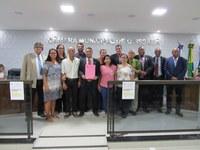 Projeto dá nome de José Caetano Batista a rua que se inicia na RJ 178(Trevo de Mandiquera).