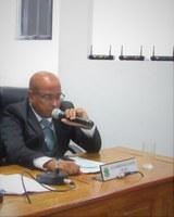 Projeto de Lei dá nome de Manoel Gomes de Souza a rua que se inicia na RJ 168.