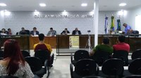 Sessão Ordinária desta quarta-feira (11/12)