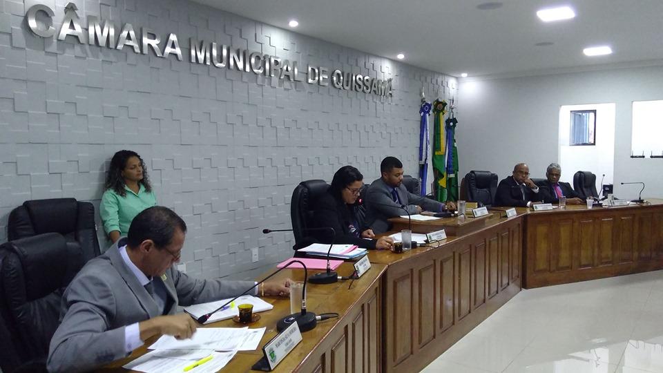 Sessão Ordinária desta Quarta-Feira (13/11).