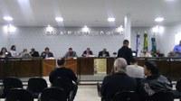 Sessão Ordinária desta Quinta-feira (14)