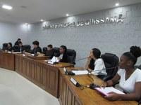 Vereadores Jovens realiza terceira Sessão Ordinária.