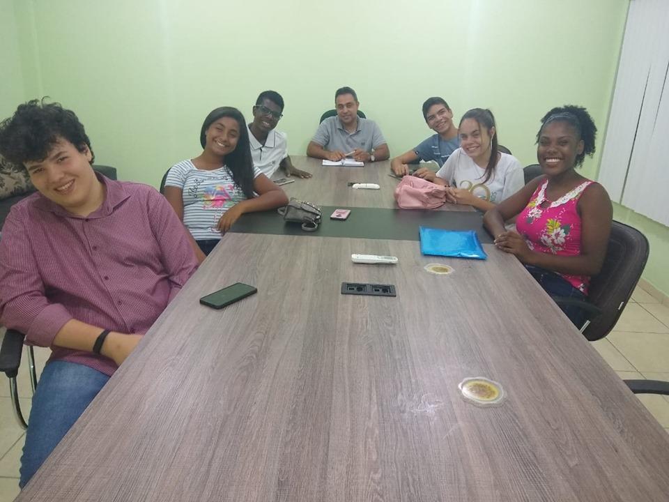 Vereadores Jovens reúnem-se na próxima segunda-feira para a primeira Sessão Ordinária do ano.