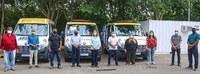 Vereadores participam da entrega do Hospital de Campanha de Combate ao Covid-19  em Quissamã